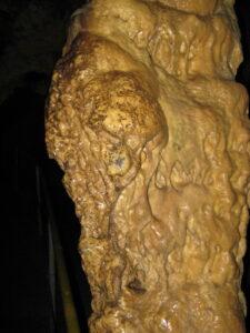 Пещера Новый Афон. Места силы Абхазии.