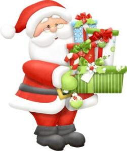 1-й Класс Для Буратин. Дед мороз с подарками! С новым 2021 годом!
