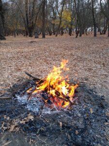 огонь к практике круг стихий.